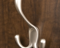 3-Way-Hook-Satin-Nickel