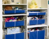 White-Slide-Out-Baskets-with-Blue-Wraps