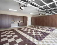 Coco-Garage-Cabinets-with-Swiss-Trax-Tile-Floor-Wide-Angle
