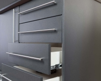 Granite-Close-up-with-EbonyStar-and-Grey-Swis-Trax-drawers-open-2012