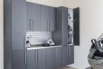 Granite-Doors-Stainless-with-Gray-Slatwall-Motorcycle-Angle-Door-Open-Feb-2013