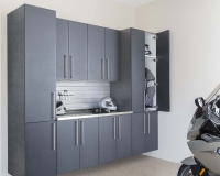 Granite-Doors-Stainless-with-Gray-Slatwall-Motorcycle-Angle-Door-Open-Feb-2013
