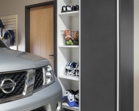 Granite-Sliding-Door-Open-Smoke-Floor-with-SUV-Feb-2013b