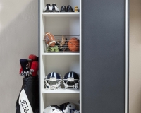 Granite-Sliding-Doors-Open-Sports-Gear-Smoke-Floor-Feb-2013