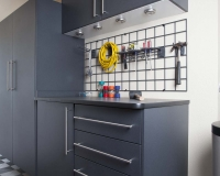 Granite-Workbench-with-Ebony-Star-Grey-Swiss-Trax-Grid-with-Tools-Side-Angle-Not-Touched-Up