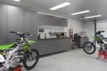 Pewter-Cabinets-Ebony-Star-Workbench-Silverado-Floor-2-Dirt-Bikes-May-2013