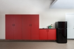 Red-Tall-Cabinets-with-Work-Bench-and-Black-Frig-2012