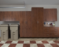 Coco-Cabinets-with-Workbench-Trash-Cans-Swiss-Trax