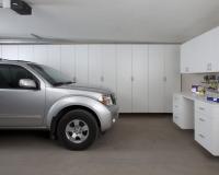 White-Garage-Cabinets-with-Workbench-SUV