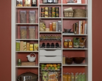 Antique-White-Pantry-with-Scoop-Drawers-Feb-2014
