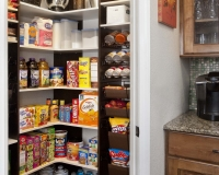 White-Corner-Shelf-Pantry-with-Chocolate-Pear-Side-Panels-Eric-2012