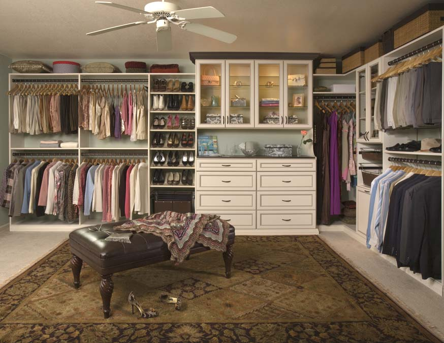 Custom Closet And Garage Project Photo Gallery In Michigan