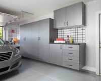 Pewter-Cabinets-with-Workbench-Grey-Car-2012