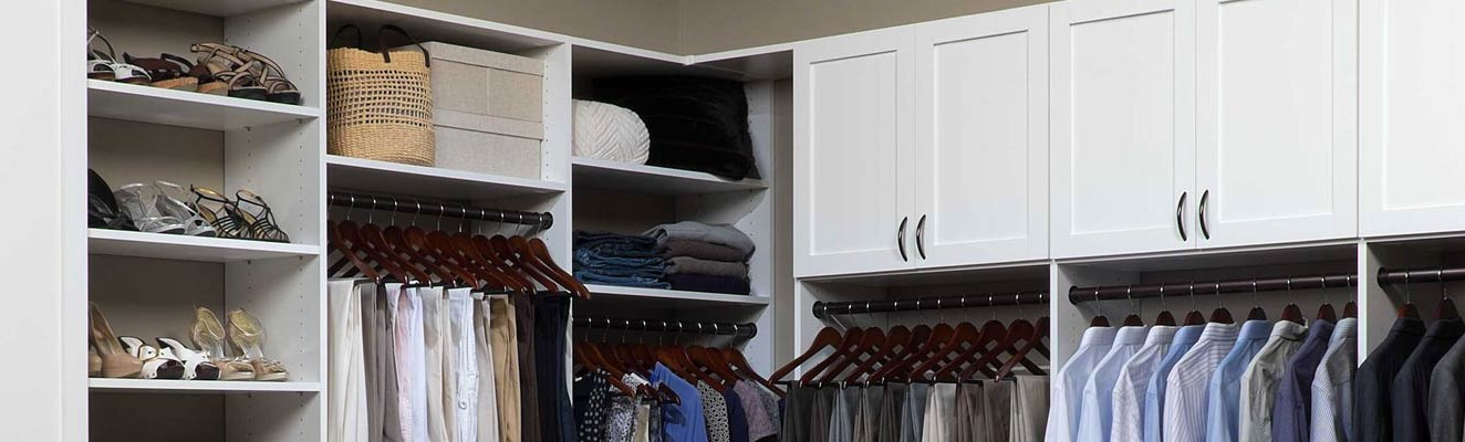 Do It Yourself Home Design: Custom Closet Organizers & Garage Cabinets In Michigan