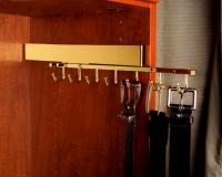 Slide-Out-Belt-Rack-in-Brass