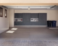 Granite-Cabinets-with-Double-Stainless-Workbenh-Sedona-8th-Flr-From-Driveway-Feb-2013