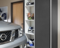 Granite-Sliding-Door-Open-Smoke-Floor-with-SUV-Feb-2013