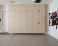 Maple-Extra-Tall-Cabinets-with-Large-Tool-Grid-Straight-2012