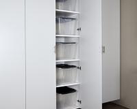 White-Tall-Cabinet-Door-Open-with-Storage-Bins
