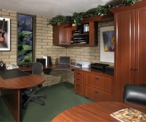 Mahogany-Raised-Panel-Brick-Office-Swensen-Angle