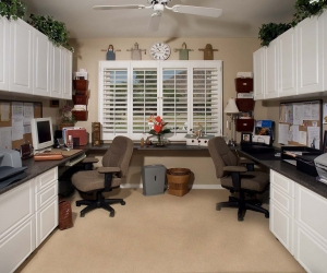 White-Office-in-Raised-Panel-Two-Workstations