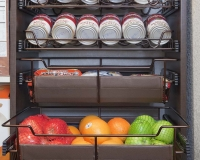 Spice-Racks-with-Cans-and-Baskets-with-Leather-Wraps-Eric-2012