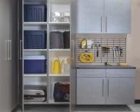 Pewter-Cabinets-Ebony-Workbench-Gridwall-Smoke-Floor-Two-Doors-Open-Feb-2013
