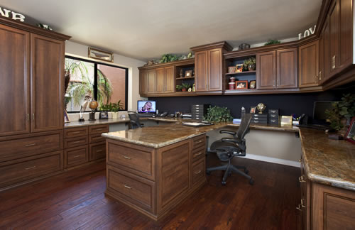 coco wood office